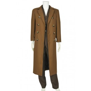 10th Tenth David Tennant From Doctor Who Cosplay Costume Wool Version Full Set