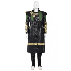 Thor Loki Costume For The Avengers Cosplay