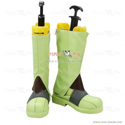 .hack//Link Cosplay Shoes Tsukasa Boots