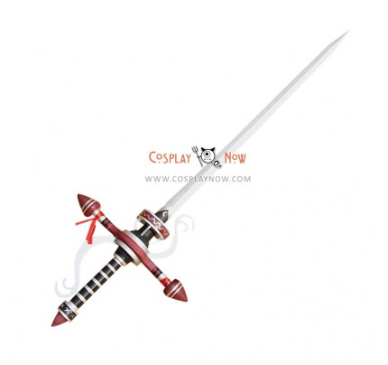 Monster Hunter Replica Color Silver PVC Cosplay Props