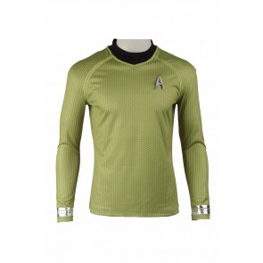 Star Trek Into Darkness Cosplay Captain Kirk Costume