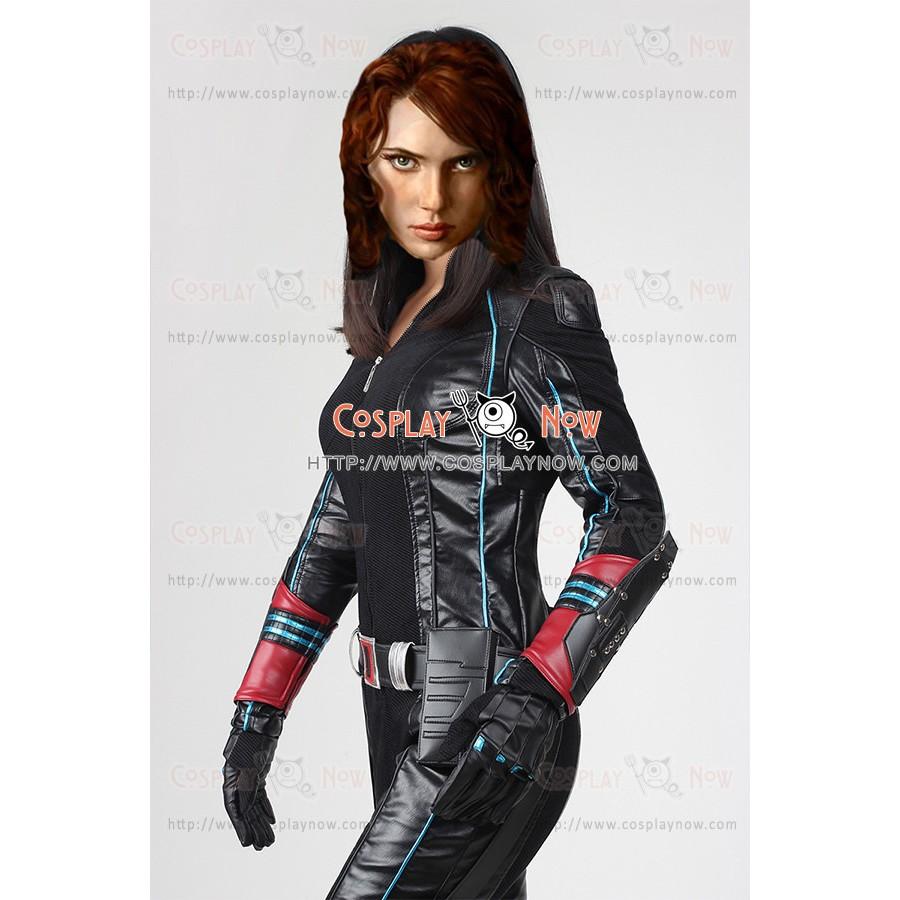 Avengers Age Of Ultron Cosplay Black Widow Costume