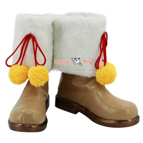 K Project Cosplay Shoes NEKO Boots