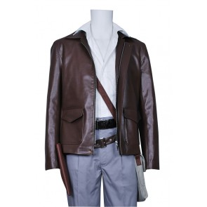 Indiana Jones Cosplay Harrison Ford Costume
