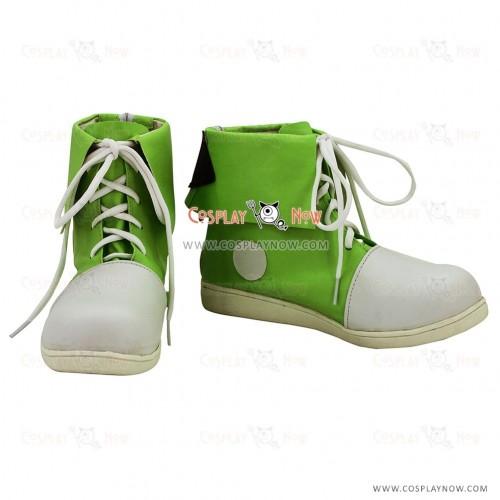 Kagerou Project Tsubomi Kido Cosplay Shoes