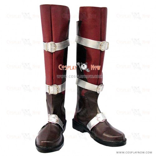 Final Fantasy 13 Cosplay Shoes Lightning Boots