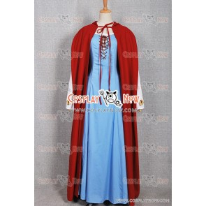 Red Riding Hood Valerie Cosplay Costume