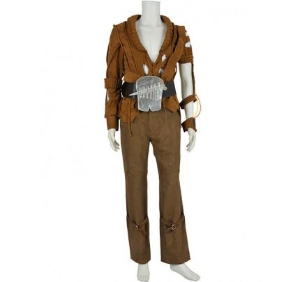 Star Trek II Cosplay The Wrath Of Khan Brown Costume
