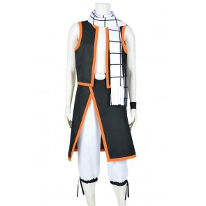 Fairy Tail Cosplay Natsu Dragneel Costume