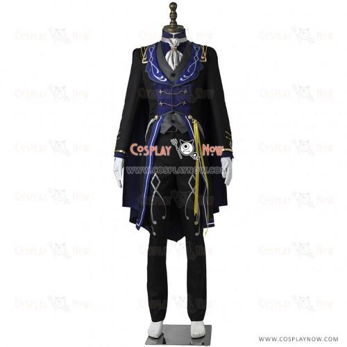 Ensemble Stars Reminiscence Monochrome Checkmate Cosplay Izumi Sena Costume