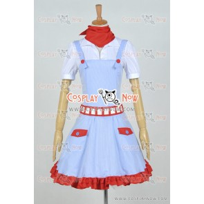 Train Conductor APP Game Female Conductor Cosplay Costume