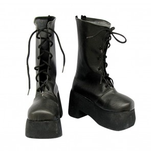 Fate stay night Cosplay Shoes Arturia Pendragon Boots