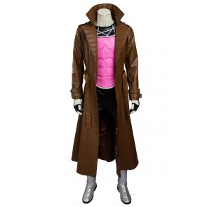 Gambit Remy LeBeau Costume For X Men Cosplay