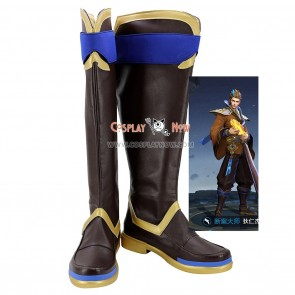 Arena Of Valor Cosplay Shoes Di Rengjie Boots