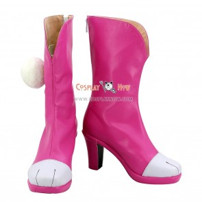 Pretty Cure Cosplay Shoes Usami Ichika Boots