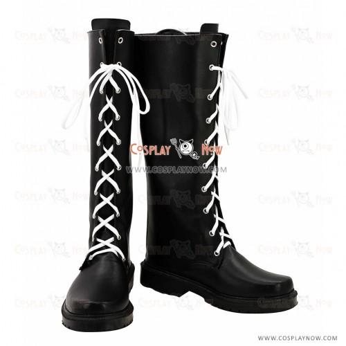 Dangan Ronpa Cosplay Shoes Kiyotaka Ishimaru Boots