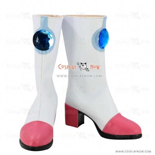 The Super Dimension Fortress Macross Cosplay Shoes Mylene Jenius Boots