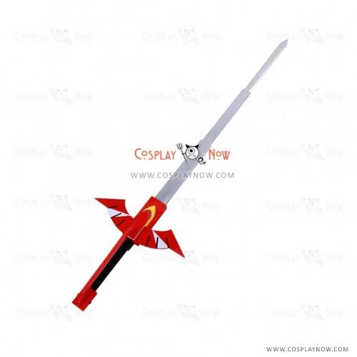 Choujuu Sentai Liveman Cosplay Red Falcon props with sword