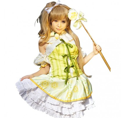 Love Live LoveLive Cosplay Minami Kotori Costume Dress