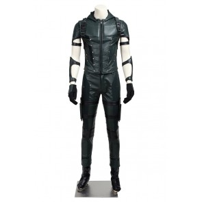 Green Arrow 4 Cosplay Oliver Queen Costume