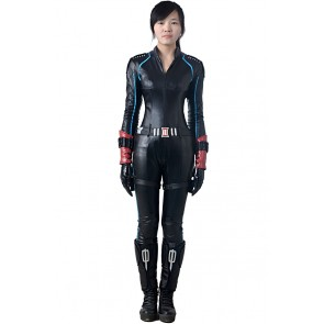 Natasha Romanoff Black Widow Costume For Avengers Age Of Ultron