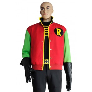 Robin From Batman Thrillkiller Cosplay Costume