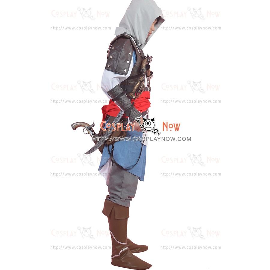 Assassin S Creed Iv Black Flag Cosplay Edward James Kenway