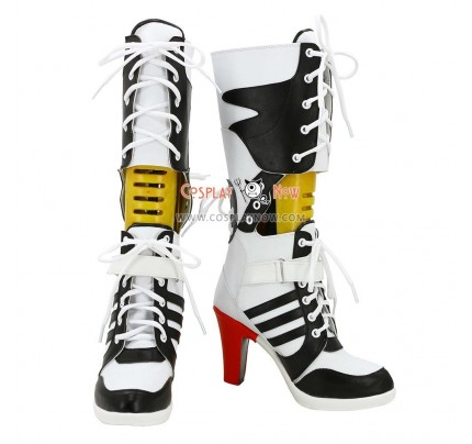 Batman Cosplay Shoes Harley Quinn Boots