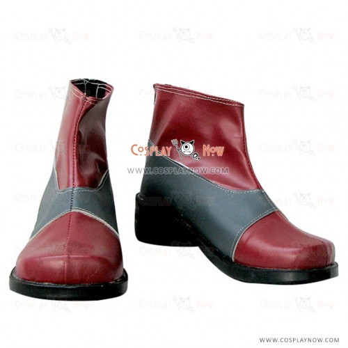 Tales of the Abyss Luke fon Fabre Cosplay Shoes