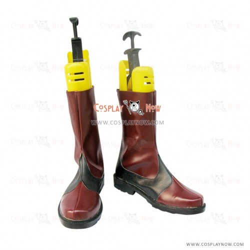 Tales of the Abyss Cosplay Shoes Luke Fon Fabre Boots
