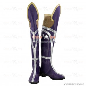 League Of Legends LOL Cosplay Shoes Soaring Sword Fiora Boots