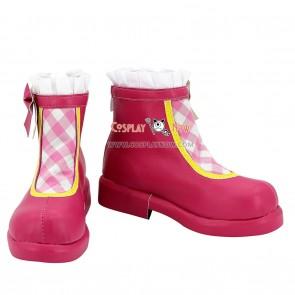 Battle Girl High School Cosplay Hasumi Urara Shoes