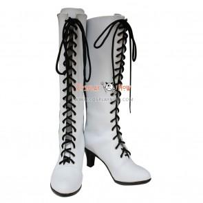 Hetalia: Axis Powers Cosplay Shoes Gilbert Beillschmidt Boots