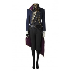 Dishonored 2 Cosplay Emily Kaldwin Costume