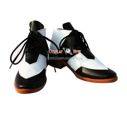 Tiger & Bunny Kotetsu T Kaburagi/Wild Tiger Cosplay Shoes