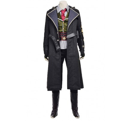 Jacob Frye Costume For Assassins Creed Syndicate Cosplay New Version