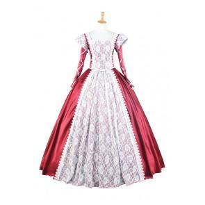 Lolita Dress Victorian Lolita Renaissance Colonial Wedding Gothic Cosplay Costume
