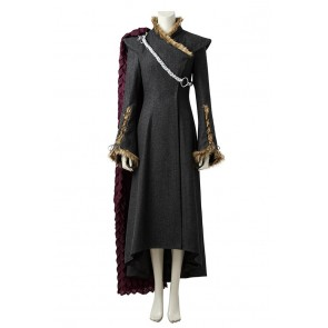 Game of Thrones Season 7 Cosplay Daenerys Targaryen Dress Costume