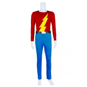 Jay Garrick From The Flash Cosplay Costume