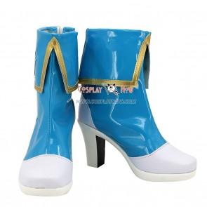 The Idolmaster Cosplay Tada Riina Shoes