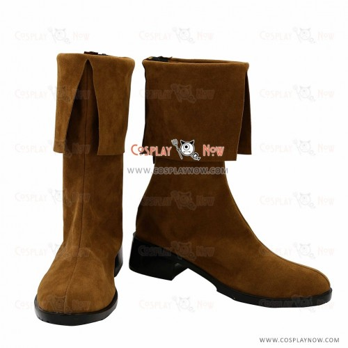 Sunday Without God Cosplay Shoes Ai Astin Boots