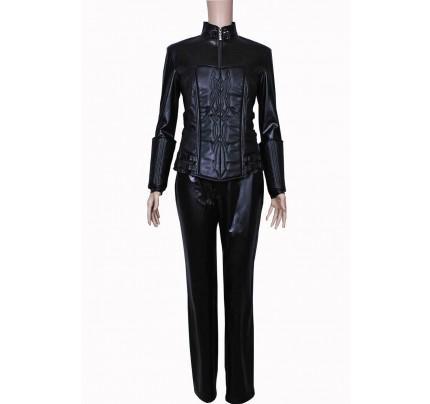 Underworld Selene Cosplay Costume Jacket Pants Corset
