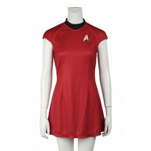 Star Trek Into Darkness Cosplay Nyota Uhura Costume