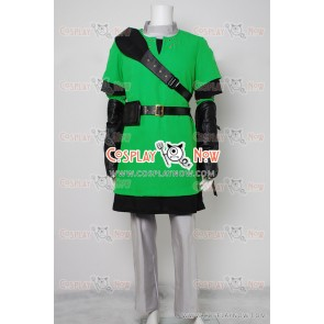 The Legend of Zelda Cosplay Link Costume