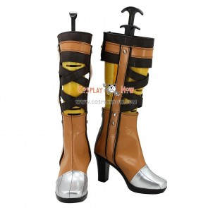 Ragnarok Online Cosplay Shoes Ranger Boots
