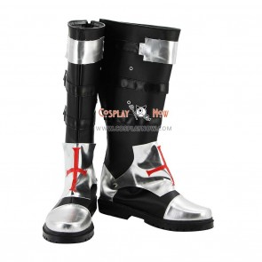 Trinity Blood Cosplay Shoes Abel NightRoad Boots