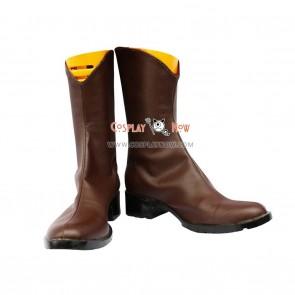 Neon Genesis Evangelion Cosplay Shoes Maya Ibuki Boots