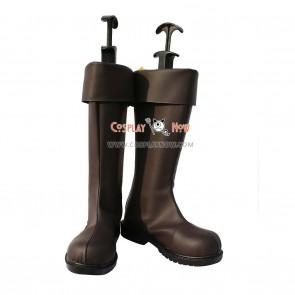 Hetalia Axis Powers Cosplay Shoes Gilbert Beillschmidt Boots