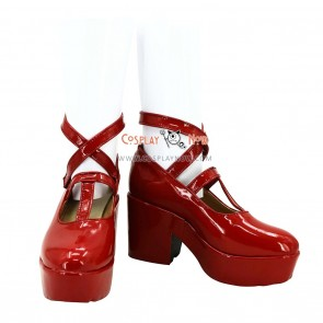 Alice in the Country of Hearts Cosplay Alice Shoes