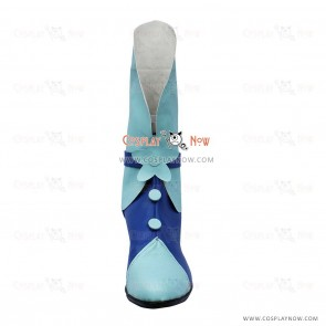 Pretty Cure Cosplay Shoes Cure Marine Blue Boots